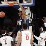 In A Throwback Big East Battle, Hoyas Miss Mark In Final Seconds