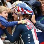 Kristin Armstrong Wins Third Cycling Olympic Gold And It Isn't Even Her Full-Time Job